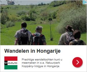 Wandelen in Hongarije advertentie NL