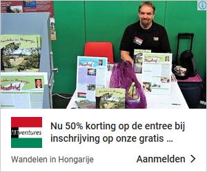 Wandelen in Hongarije Beurs aanbieding NL