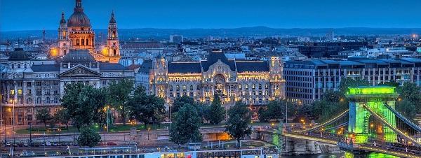 Budapest City Kettingbrug