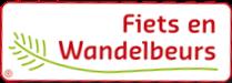 fiets- en wandelbeurs logo