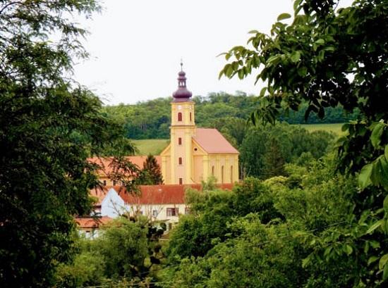 Church monastry Andocs